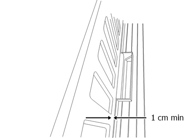 Sliding-cargo-tray-fitting-instructions-tailgate-positon