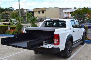TWS Colorado ezi reach sliding cargo tray