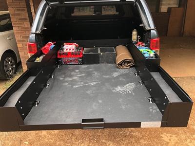 Ezi Reach Accessories Cargo Mats