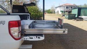Ezi reach custom cargo tray