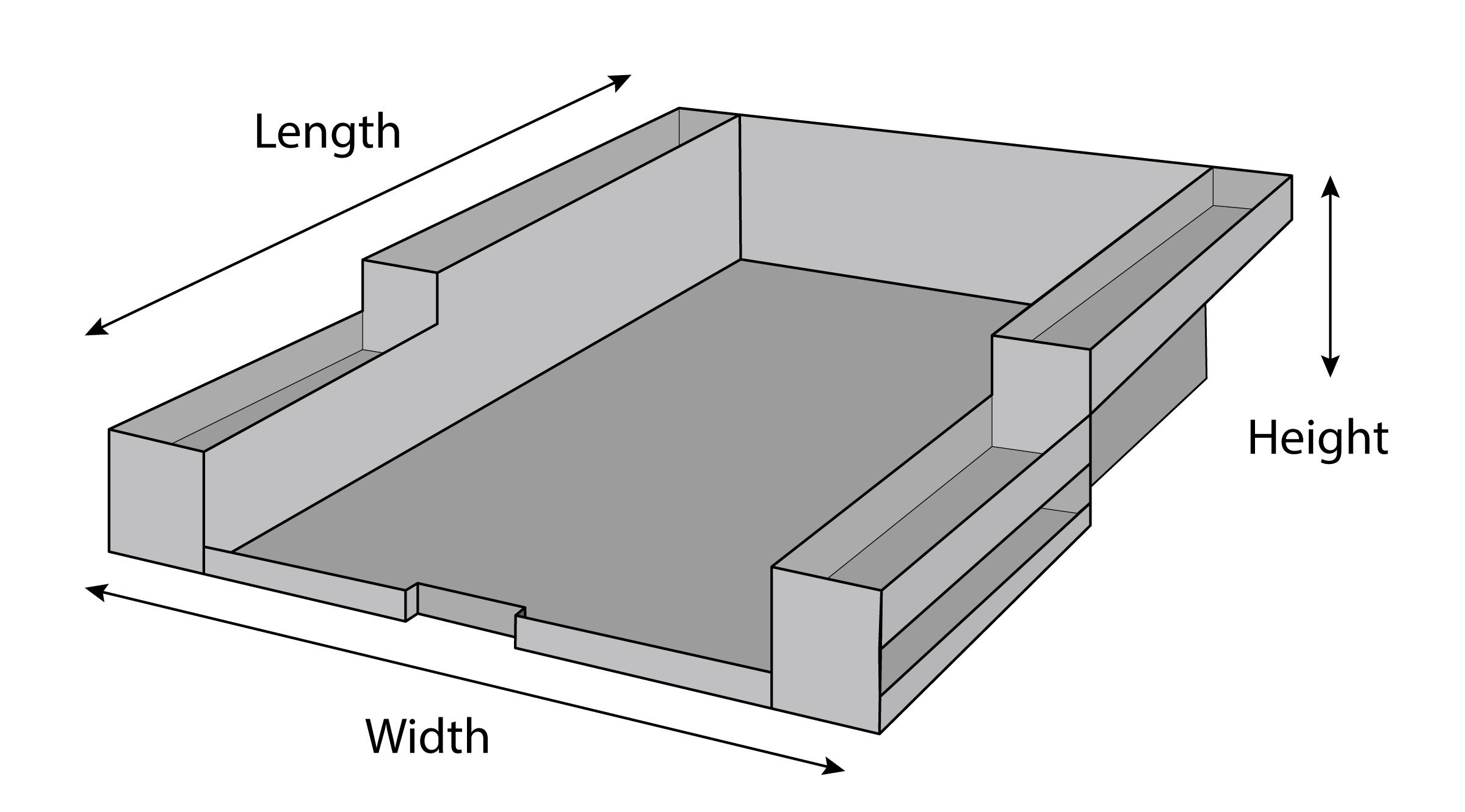 Ezi_Reach_Cargo_Tray_&_Side_Boxes_Dimensions